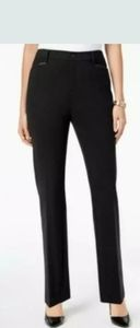 Charter Club straight leg relaxed pants